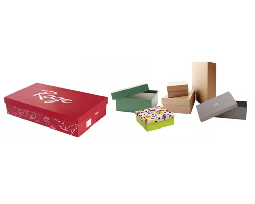 天地盖纸盒成型
