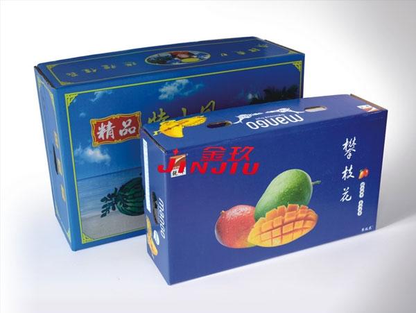 水果盒生产加工成型